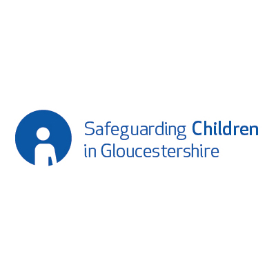 safeguarding for children in gloucestershire logo