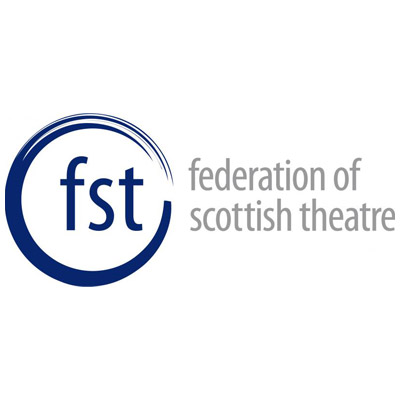 Federation Of Scottish Theatre Logo Web