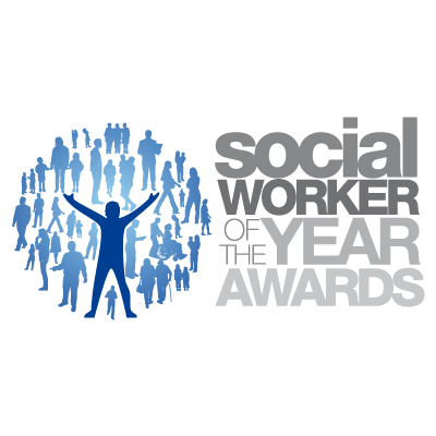 Social Worker Of The Year Awards Logo